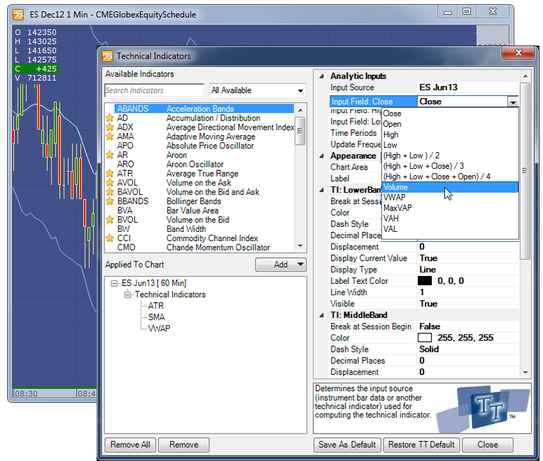 Latest Features | Trading Technologies