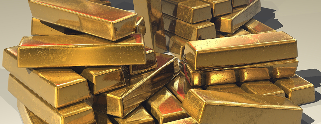 gold ingots peter thomas zaner metals