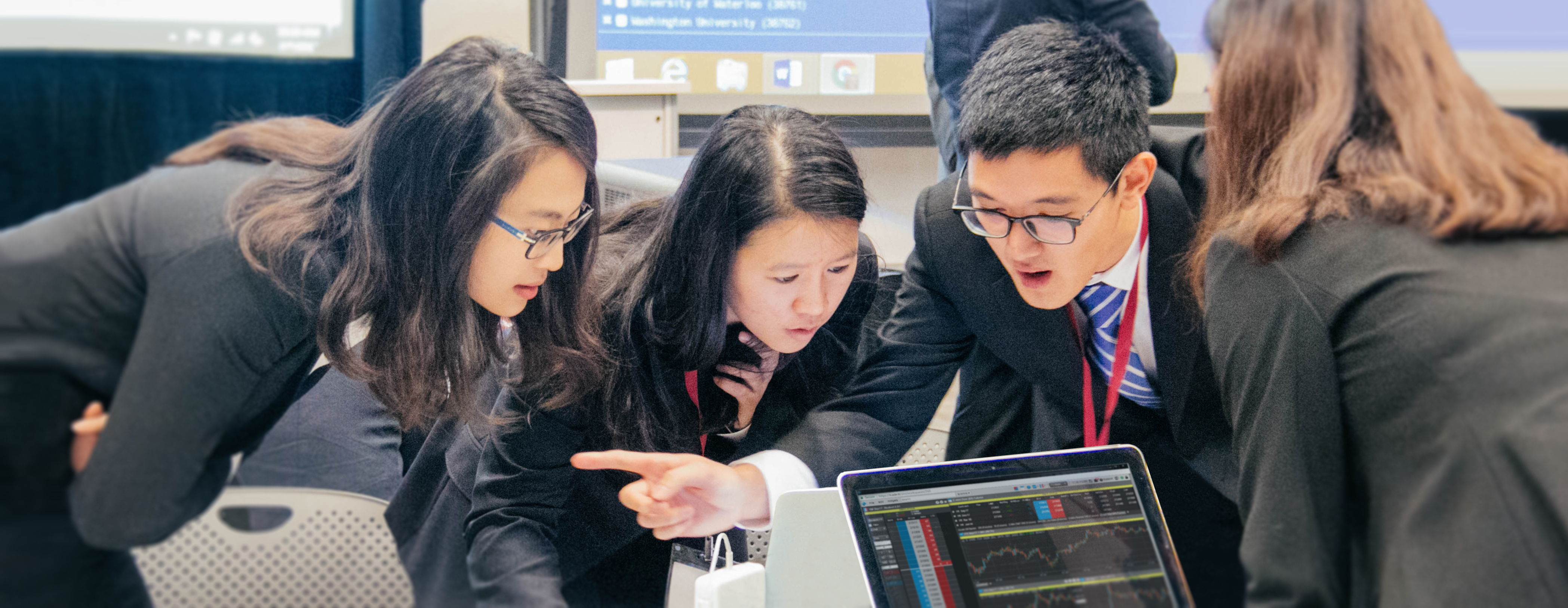 Carnegie Mellon Students Trading Competition