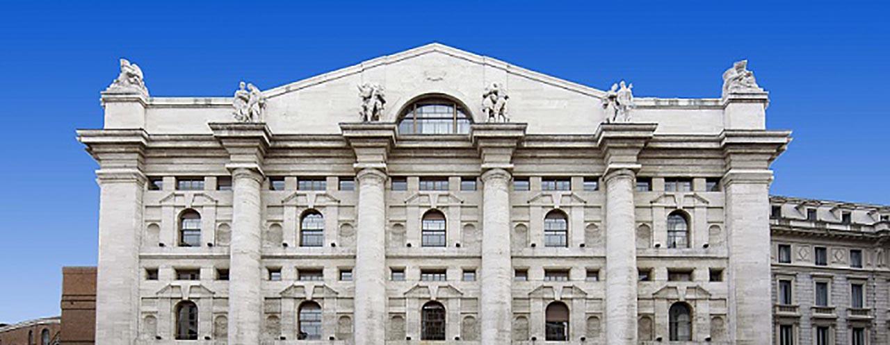 Borsa Italiana Palazzo