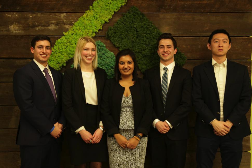 University of Wisconsin-Madison Algo Showcase team
