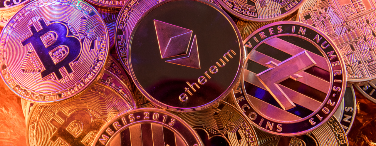 Bitcoin, Ethereum and Litecoin Cryptocurrencies