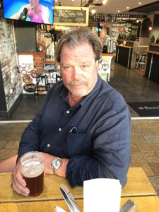 """5 Questions With John """"Rambo"""" Moulton 