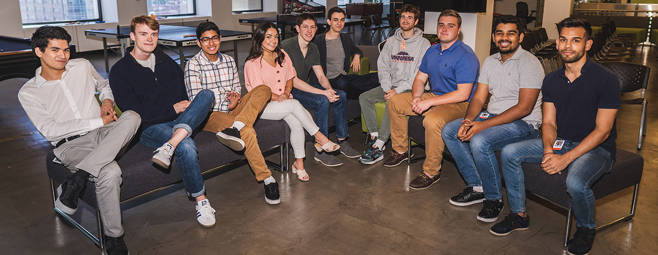 Trading Technologies 2019 interns