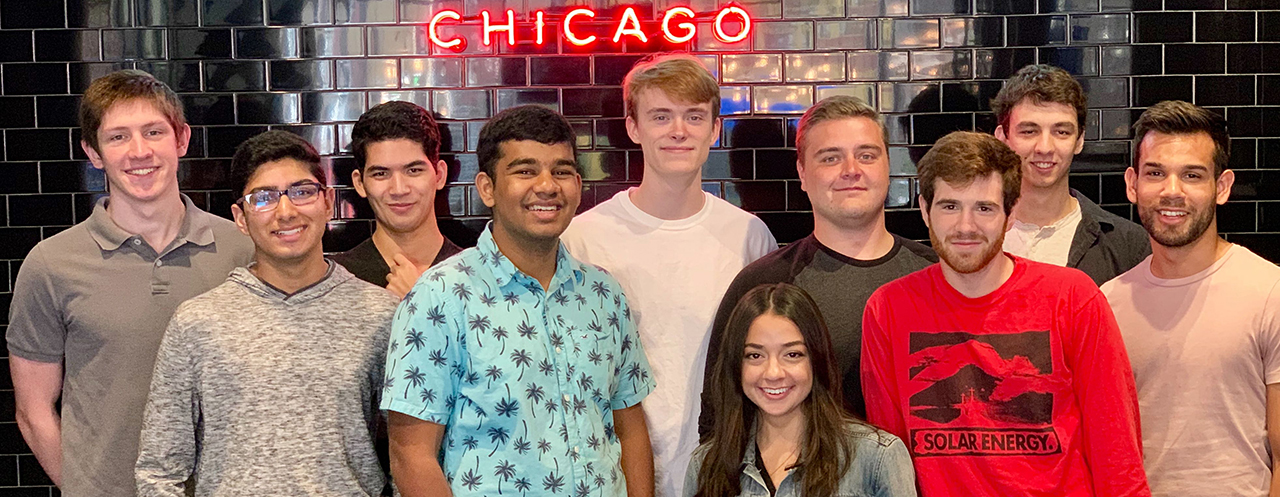 TT Summer Interns Chicago 2019